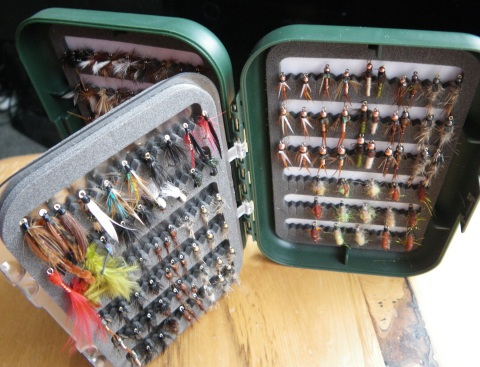 Completed selection of Flys